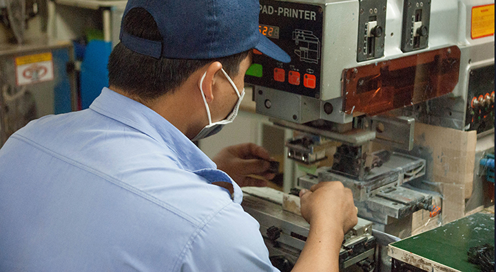 Printing & Hot stamping - PATC
