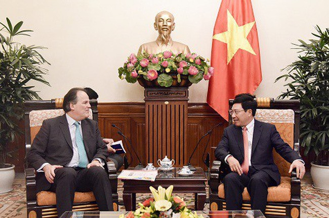VN calls for increased investment from UK